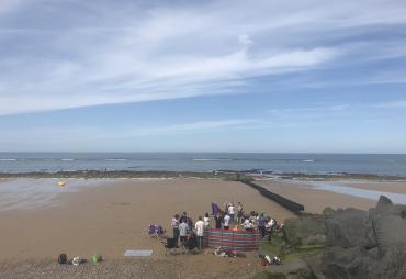 2019 beach party sheringham