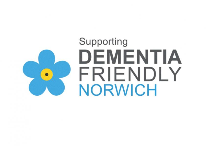 Dementia friendly Norwich2