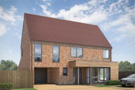 Bennet Homes Bixley Plot35